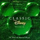 Classic Disney, Vol. 3: 60 Years of Musical Magic