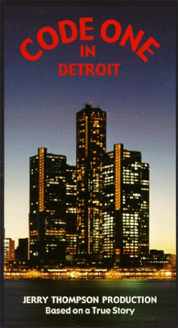Code One in Detroit [VHS]