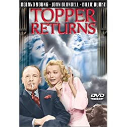 Topper Returns [Blu-ray]