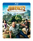 Journey 2: The Mysterious Island [Blu-ray Steelbook]