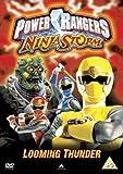 Power Rangers Ninja Storm: Looming Thunder [DVD]