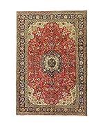 Eden Alfombra M.Tabriz Rojo/Multicolor 204 x 300 cm