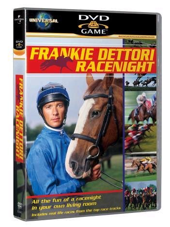 Interactive Frankie Dettori Race Night [Interactive DVD]