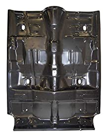 68-72 Chevelle GTO Cutlass Skylark Full Floor Pan with Braces
