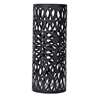 Songmics Round Metal Umbrella Stand B…