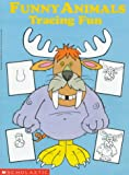 img - for Funny Animals Tracing Fun book / textbook / text book
