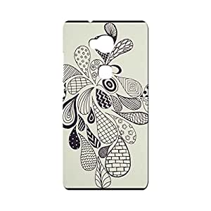 BLUEDIO Designer Printed Back case cover for Huawei Honor X - G4069