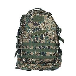Versatile Oxford Waterproof Hiking Outdoor Tactical Bags Travel Sports Daypack Men & Women Mountaineering Climbing Backpacks ZLMBP3D