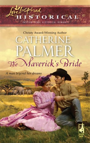 Image of The Maverick's Bride (Love Inspired Historical)