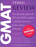 img - for The Official Guide for GMAT Verbal Review book / textbook / text book