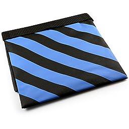 Neewer® Black/Blue Heavy Duty Sand Bag Photography Studio Video Stage Film Sandbag Saddlebag for Light Stands Boom Arms Tripods