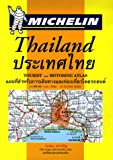 echange, troc Michelin - Atlas : Thaïlande (A4 agrafé)