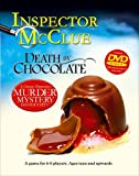 A Classic Detective Murder Mystery Dinner Party with DVD Death By Chocolate