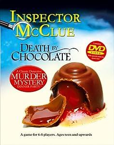 Jeu de dîner de mystère de meurtre - la mort par Chocolate (Import Grande Bretagne)