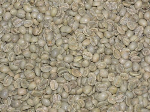 Kona Blend Green Coffee Beans - 5Lbs