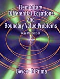 Elementary Differential Equations and Boundary Value Problems (0471319996) by William E. Boyce