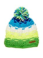 Canadian Gorro Soft Thermal (Verde / Cielo / Blanco)