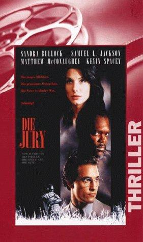 Die Jury [VHS]