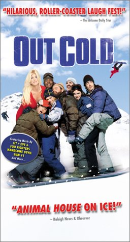 Out Cold [VHS]