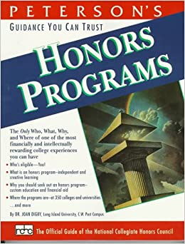 colleges with honors programs As with most academic programs it really depends on the program and the person honors colleges serve a number of very important purposes for the college.