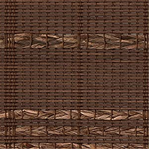 Bali shades blinds sliding panels woven wood material highpoint saddleback t5111 - Woven wood wall panels ...