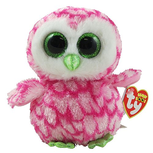 Bubbly Exclusive Ty Beanie Boo 6""