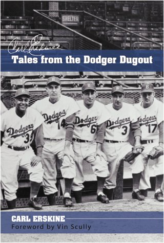 CARL ERSKINE'S TALES FROM THE DODGER DUGOUT PDF