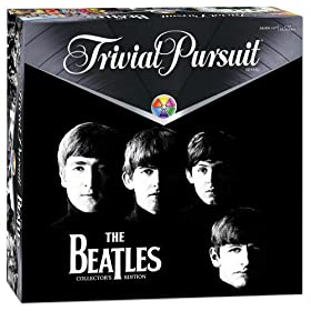 Beatles Trivial Pursuit