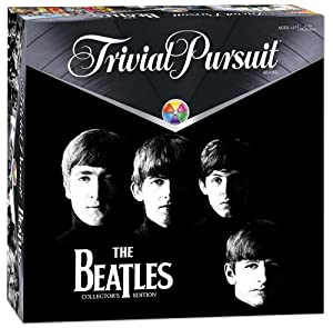 The Beatles Trivial Pursuit