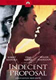 Indecent Proposal / Proposition indécente (Bilingual)