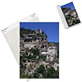 Photo Jigsaw Puzzle of Rocamadour, Midi Pyrenees, France, Europe from Robert Harding
