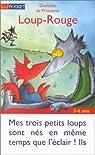 Loup rouge par Pressensé