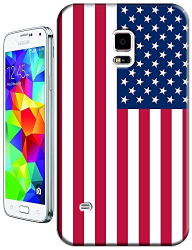 Sangu The American Flag Normal Hard Tpu Samsung Galaxy S5 Case