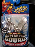 Marvel Super Hero Squad Single Silver Surfer