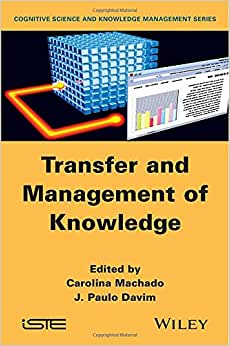 Transfer And Management Of Knowledge (Iste)
