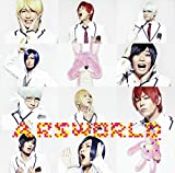 ARSWORLD(初回限定盤B)(DVD付)