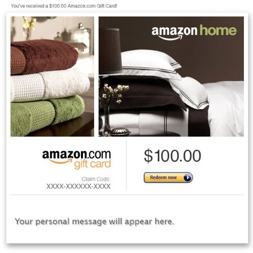 Amazon eGift Card - Amazon Home Kitchen