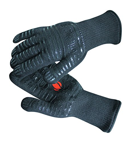 932°F Extreme Heat Resistant EN407 Certified Gloves