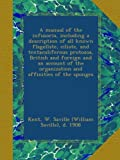 img - for A manual of the infusoria, including a description of all known flagellate, ciliate, and tentaculiferous protozoa, British and foreign and an account of the organization and affinities of the sponges book / textbook / text book