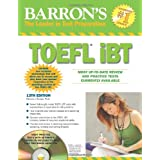 "TOEFL iBT with CD-ROM (Barron's TOEFL IBT (W/CD))von ""Pamela Sharpe"""