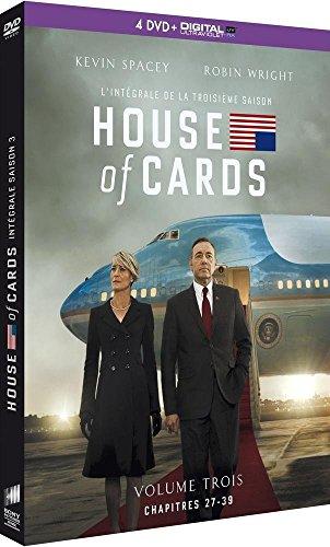 House of Cards - Saison 3 - DVD + Copie digitale