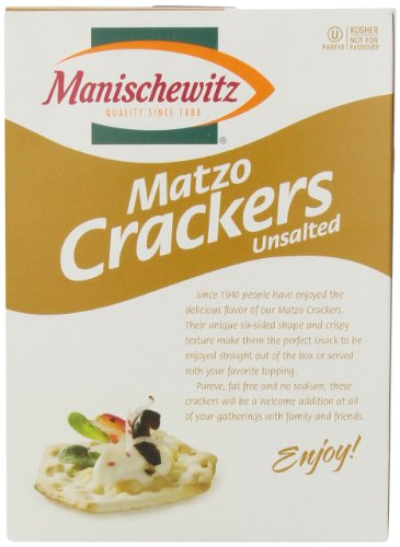 how to eat matzo crackers