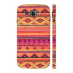 Enthopia Designer Hardshell Case Aztec 24 Back Cover for Samsung Galaxy J1