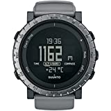 Suunto Core Dusk Gray Outdoor Altimeter Barometer Compass Climbing Diving Silicone Watch SS020344000