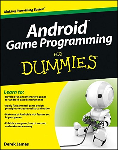 Android Game Programming For Dummies (Game Development For Dummies compare prices)