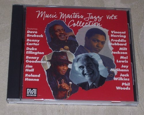 Music Masters Jazz Collection, Vol. 2 by Various Artists, Dave Brubeck, Duke Ellington, Freddie Hubbard, Milt Jackson, Vi (1991-07-23) (Pacific Jazz Ii Collection compare prices)