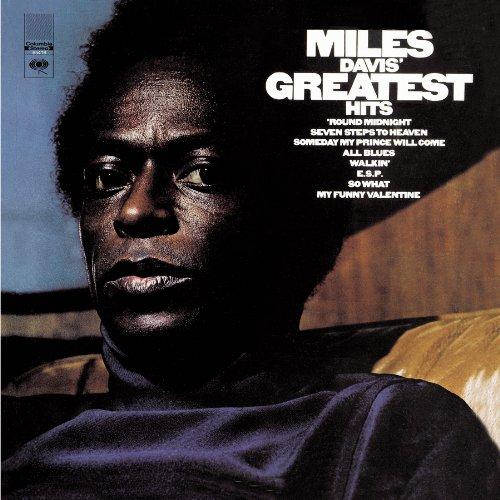 Miles Davis' Greatest Hits artwork