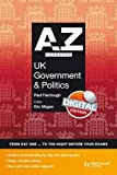 img - for A-Z UK Government and Politics Handbook: Digital Edition (A-Z Handbooks) book / textbook / text book