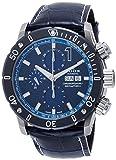 [エドックス]EDOX 腕時計 クロノオフショア1 自動巻きクロノグラフ 01122-3-BUIN-L メンズ 【正規輸入品】