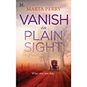 Vanish in Plain Sight | [Marta Perry]